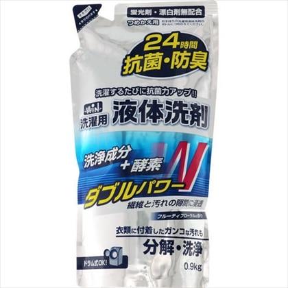 洗濯用液体洗剤 つめかえ用 0.9kg
