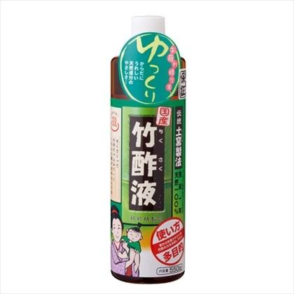 高級竹酢液 550ml