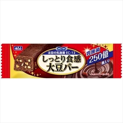 しっとり食感大豆バー チョコ&アーモンド味 30g