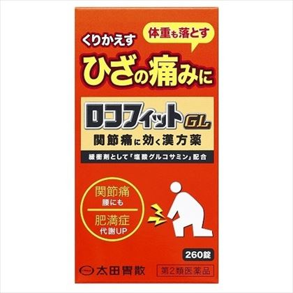 ロコフィットGL 260錠[第2類医薬品]