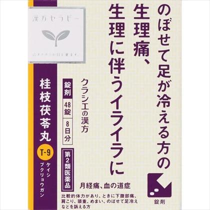 「クラシエ」漢方桂枝茯苓丸料エキス錠 48錠[第2類医薬品]