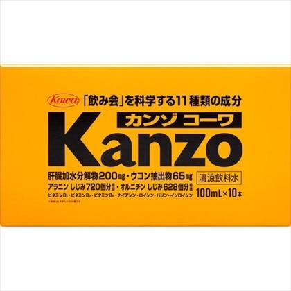 ※カンゾコーワドリンク 1L(100mL×10本)