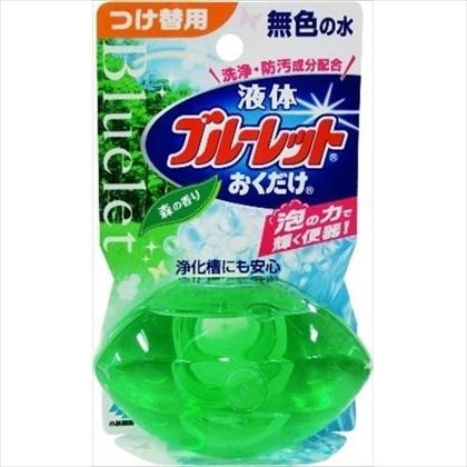 液体ブルーレットおくだけ つけ替用 森の香り 70ml