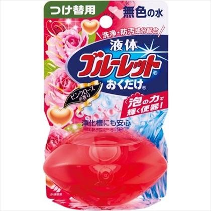 液体ブルーレットおくだけ つけ替用 ピンクローズの香り 70ml