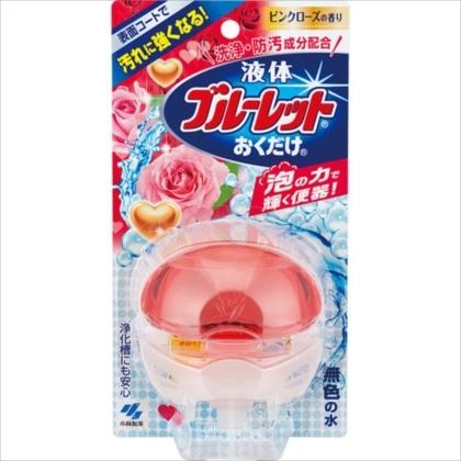 液体ブルーレットおくだけ ピンクローズの香り 本体 70ml