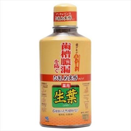 ひきしめ生葉液 330ml[医薬部外品]