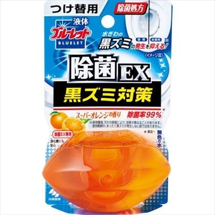 液体ブルーレットおくだけ 除菌EX スーパーオレンジ つけ替用 70ml
