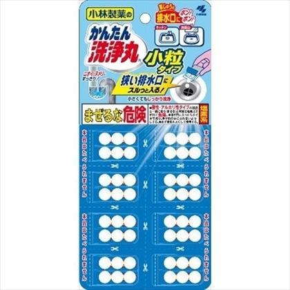 かんたん洗浄丸 小粒タイプ 6錠×8回分