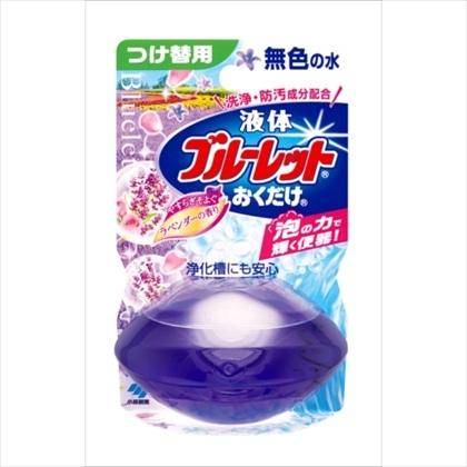 液体ブルーレットおくだけ やすらぎそよぐラベンダーの香り つけ替用 70ml