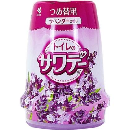 香り薫るサワデー ラベンダー&ブルーラベンダー つめかえ用 140g