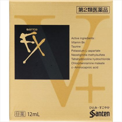 サンテFX Vプラス 12ml[第2類医薬品]