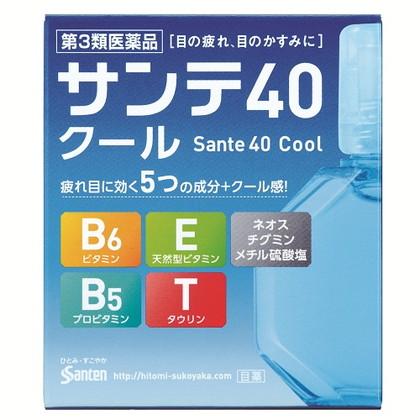 サンテ40クール 12ml[第3類医薬品]