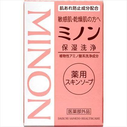 ミノン 薬用スキンソープ 80g[医薬部外品]