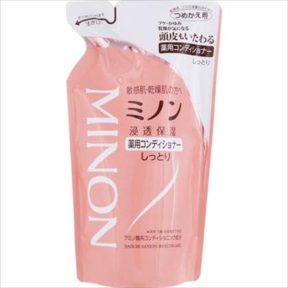 ミノン薬用コンディショナー詰替 380ml[医薬部外品]