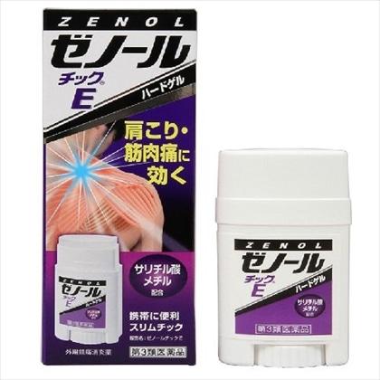 ゼノール チックE 33g[第3類医薬品]