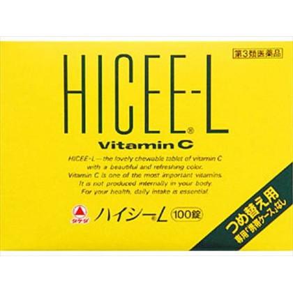ハイシーL(つめ替え用) 100錠[第3類医薬品](つめ替え用) 100錠[第3類医薬品]