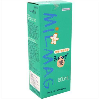 ミルマグ液 600ml[第3類医薬品]