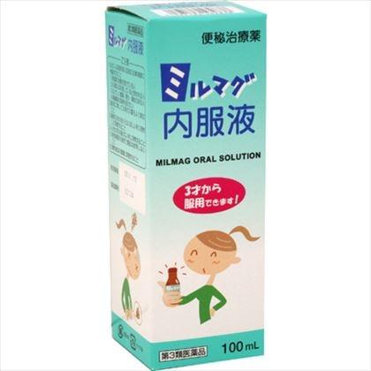 ミルマグ内服液 100ml[第3類医薬品]