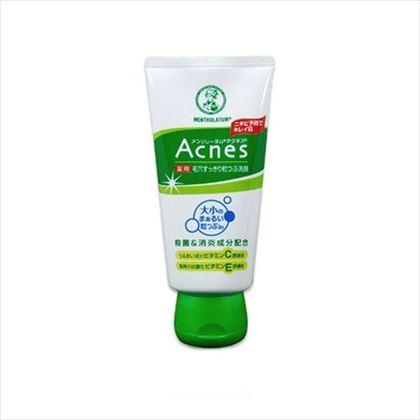 アクネス(Acnes) 薬用毛穴すっきり粒つぶ洗顔 130g