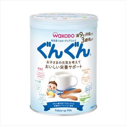 和光堂 フォローアップミルク ぐんぐん 830g 大缶