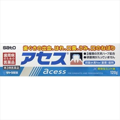 アセス 120g [第3類医薬品]