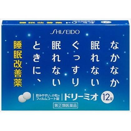 ドリーミオ 12錠[指定第2類医薬品]