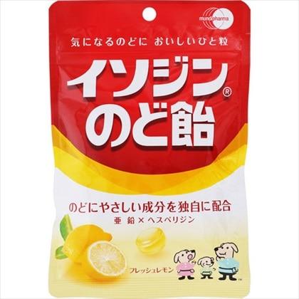イソジン のど飴 フレッシュレモン 91g