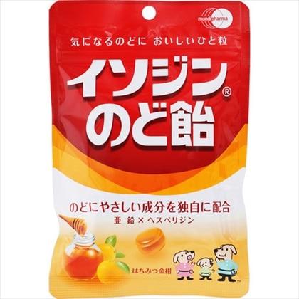 イソジン のど飴 はちみつ金柑 91g