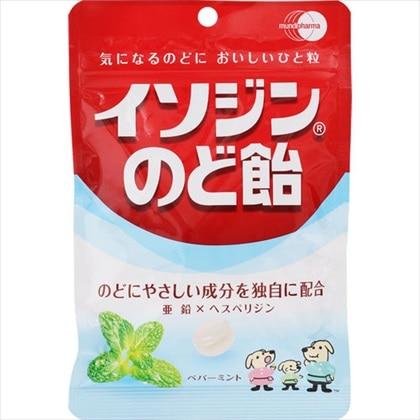 イソジン のど飴 ペパーミント 91g