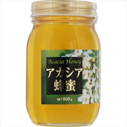 アカシア蜂蜜 600g