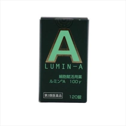 錠剤ルミンA-100γ 120錠 [第3類医薬品]