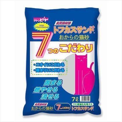 トフカスサンド 猫砂 7L