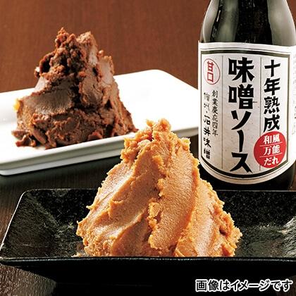 信州三年味噌と熟成セット B