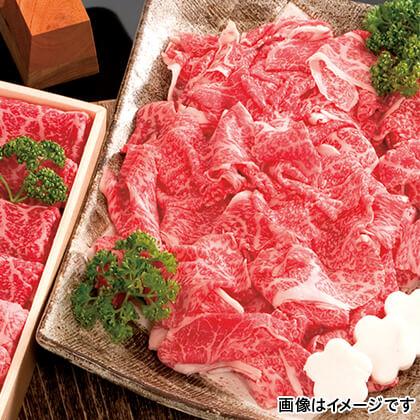 松阪牛 こますき焼用