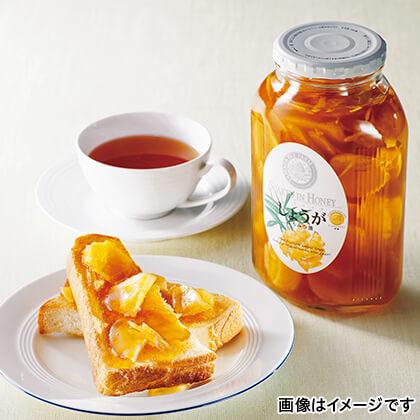 山田養蜂場 しょうが蜂蜜漬