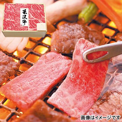 米沢牛肩ロース焼肉用