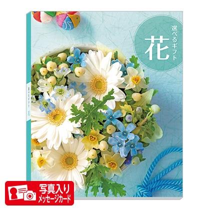 選べるギフト 花コースP 写真入りメッセージカード(有料)込