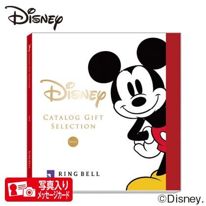 ディズニーカタログギフトセレクション スマイル コースP 写真入りメッセージカード(有料)込