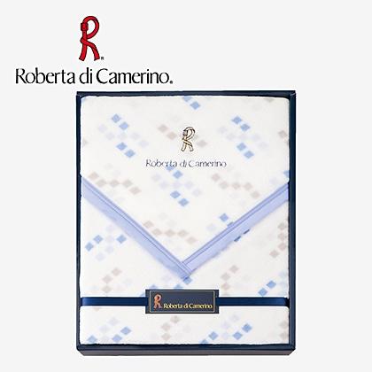 ロベルタ ディ カメリーノ マイクロフランネル毛布