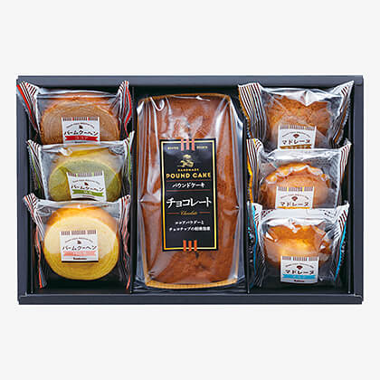 スウィートタイム・焼き菓子セットA