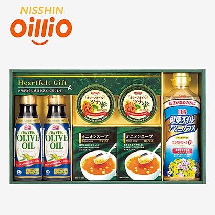 日清オリーブ調味料ギフトB