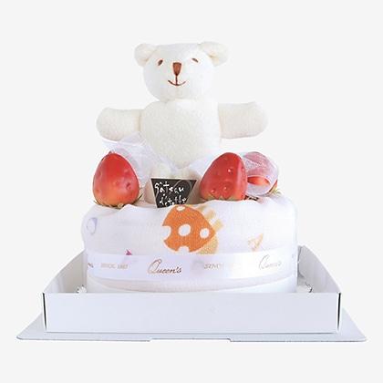 プラットデコレーションケーキ