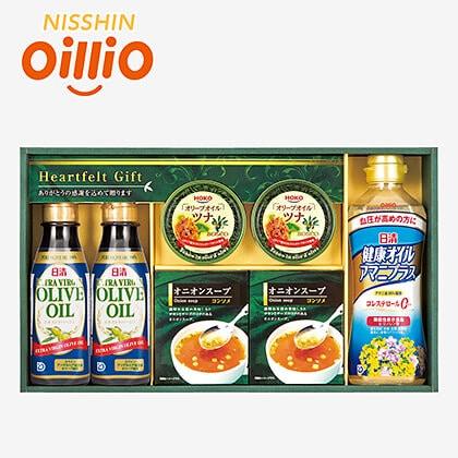 日清オリーブ調味料ギフト B