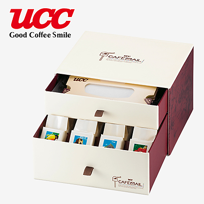 UCCレギュラーコーヒーギフト