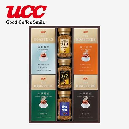 UCCバラエティコーヒーギフト