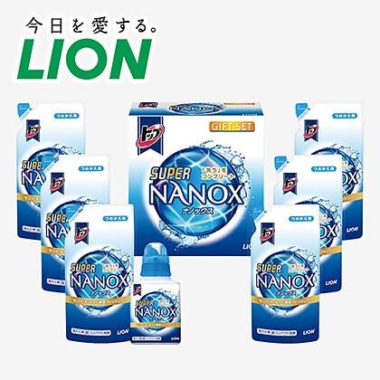 ライオン トップスーパーナノックスギフト A