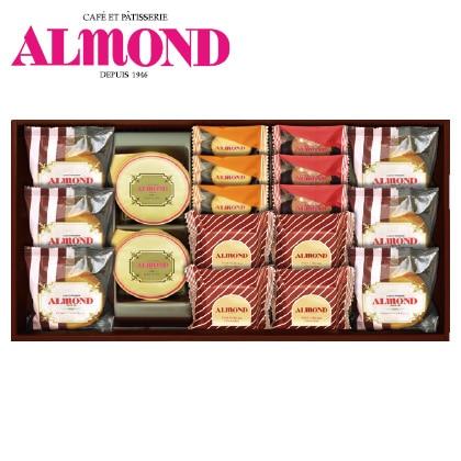 アマンド 焼き菓子詰合せC 写真入りメッセージカード(有料)込