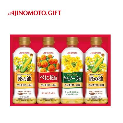 味の素 オイルギフトA 写真入りメッセージカード(有料)込