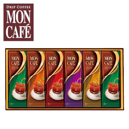 モンカフェ ドリップコーヒーC 写真入りメッセージカード(有料)込