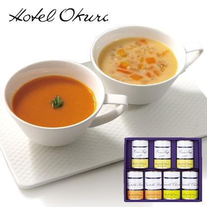 ホテルオークラ スープ缶詰7個詰合せ